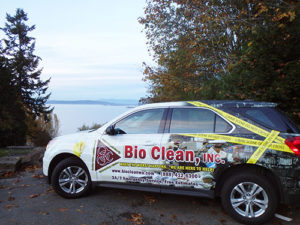 Crime Scene Cleaners and Crime Scene Clean Up in Tacoma, Washington